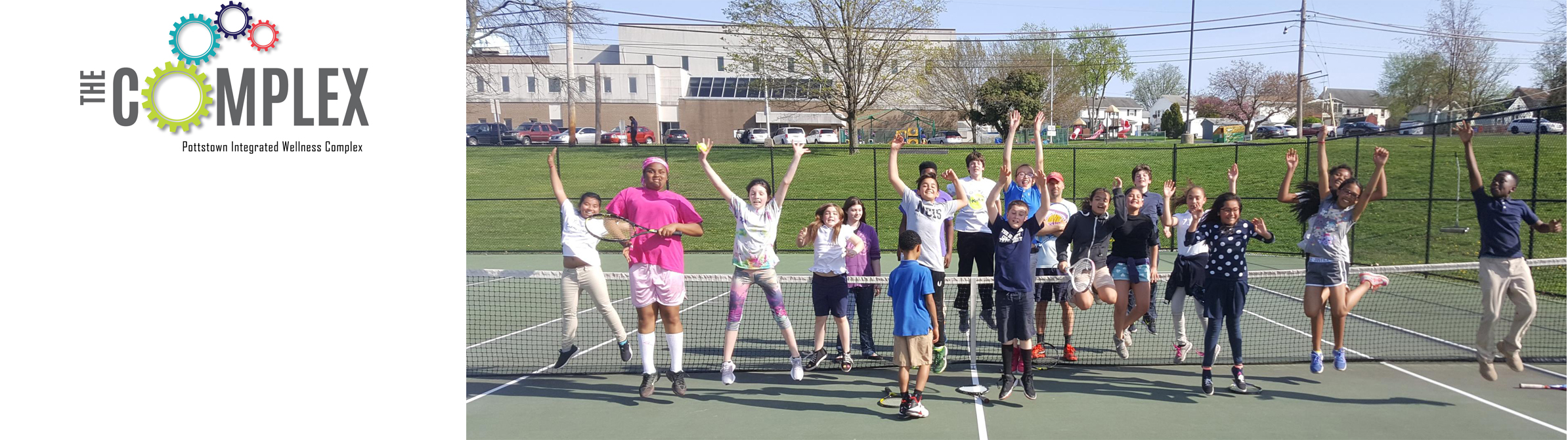 Tennis & Education at The Complex
